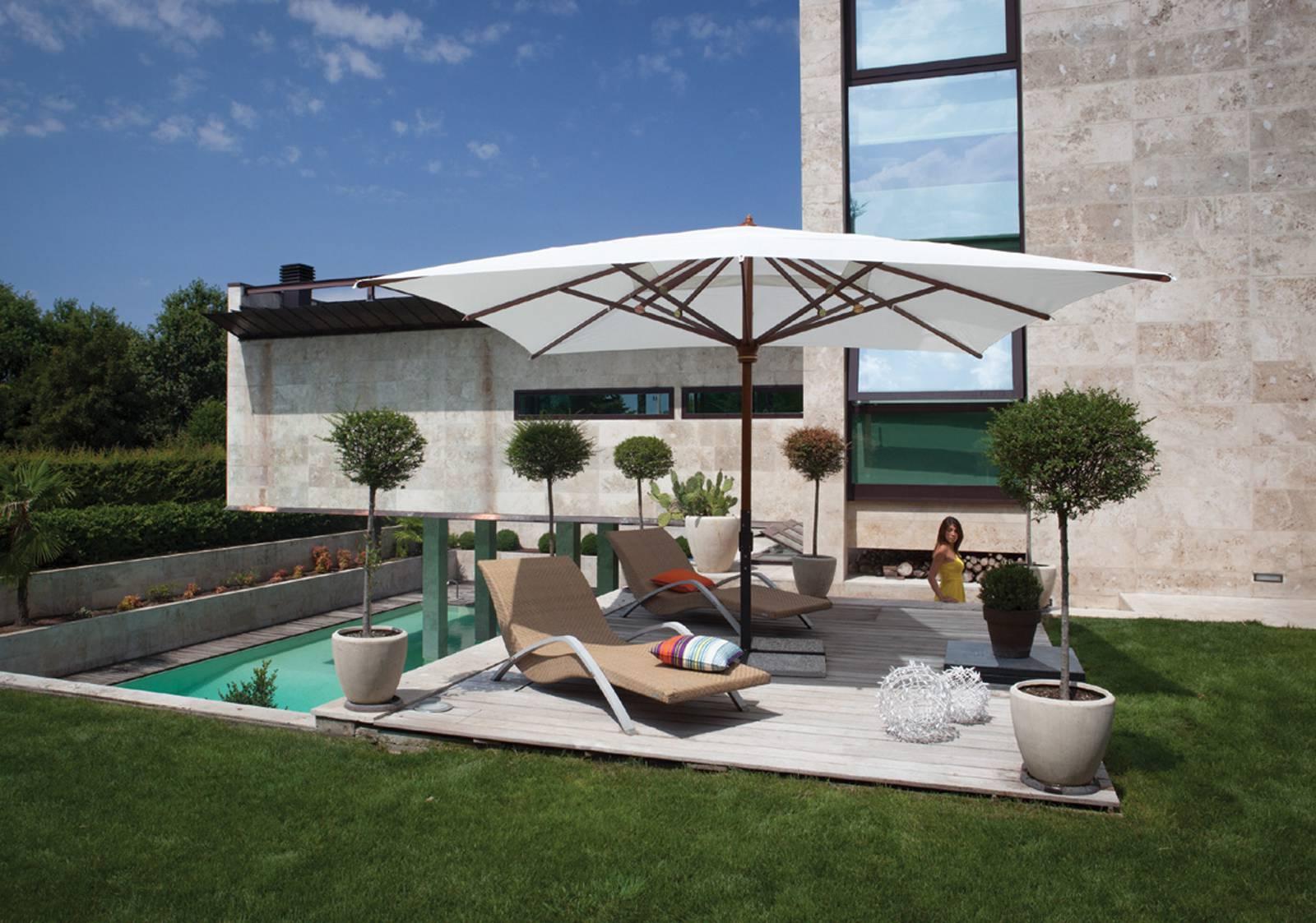 Vendita gazebi e ombrelloni giardino paolo spotti cremona - Gazebo per terrazza ...